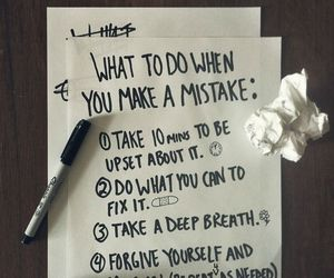 mistakes, quotes, and life image