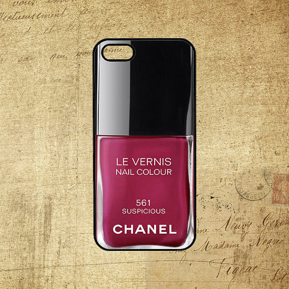 nail polish iphone 5 case,iphone 5 cover ,cute iphone 5 case,unique ...