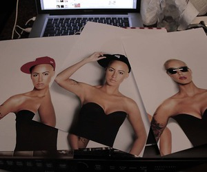 Amber Rose, beautiful, and photography image