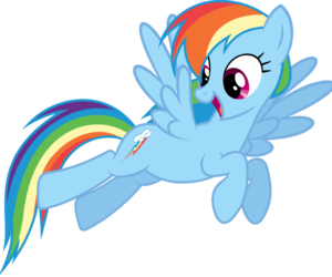 dash, cute, and pony image