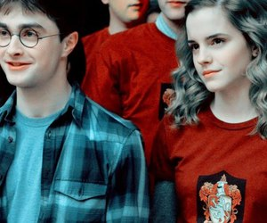 harmony, harry potter, and hermione image