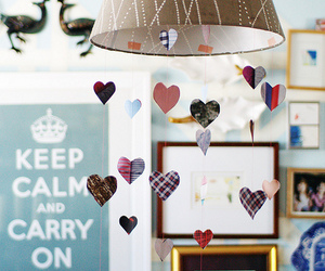 crafts, heart, and home image