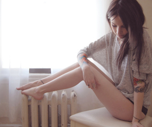 body, hair, and legs image