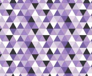 abstract, triangle, and purple image