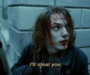 sweeney todd, grunge, and Jamie Campbell Bower image