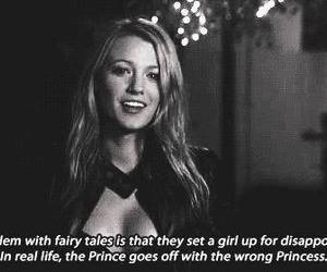 gossip girl, quotes, and blake lively image