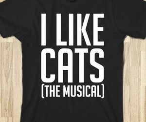 cats, dancing, and hipster image