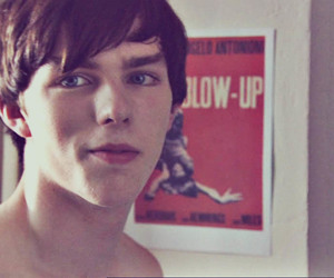 skins and nicholas hoult image