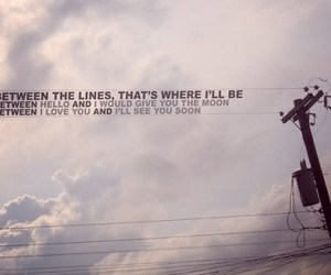quote, love, and lines image