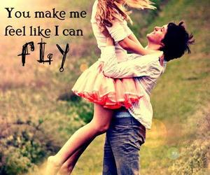 you...me...fly image