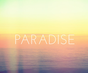 paradise, summer, and sea image