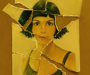 amelie and amelie poulain image