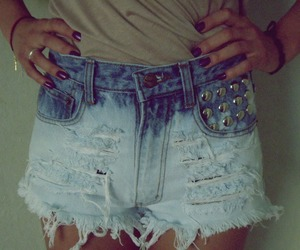 fashion, girls, and jeans image