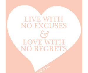 excuses, life, and inspire image