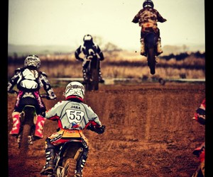 motocross and ktm image