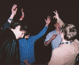 boy, indie, and friends image