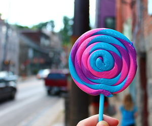 lollipop, candy, and food image