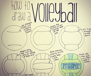 diy, how to, and volleyball image