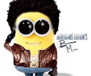 bruno mars and minions image