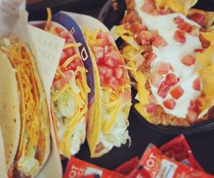 food and taco bell image