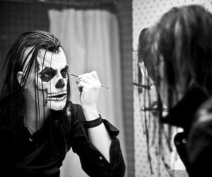 michale graves, misfits, and skull image