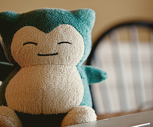 cute, pokemon, and snorlax image