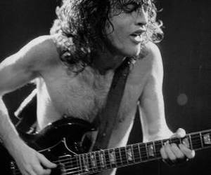angus young, ACDC, and rock image