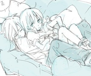 couple, soul eater, and love image