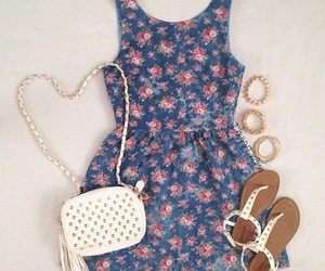 dress, fashion, and outfit image
