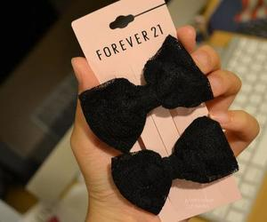 fashion, black, and forever 21 image