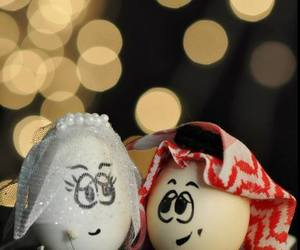 eggs, funny, and photography image
