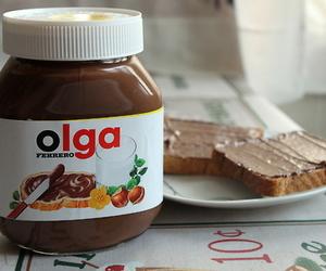 nutella and Olga image