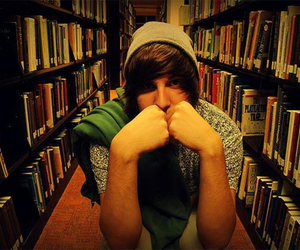 books, boy, and cute image