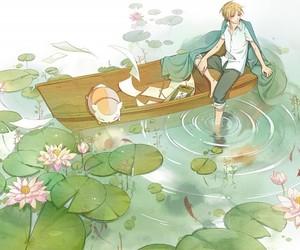 anime, natsume, and natsume yuujinchou image