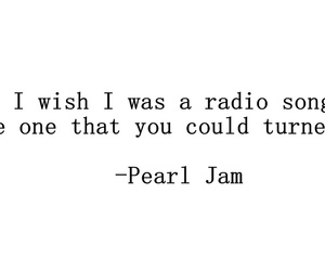 music, pearl jam, and phrases image