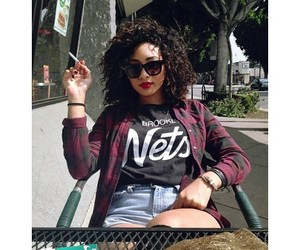 girl, dope, and fashion image