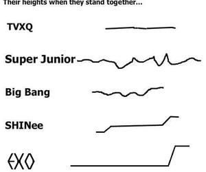 exo, SHINee, and super junior image
