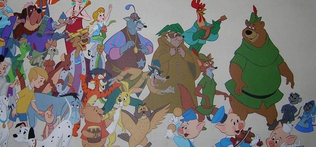 Disney Robin Hood Alan A Dale Google Search