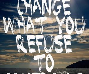 quote, change, and life image