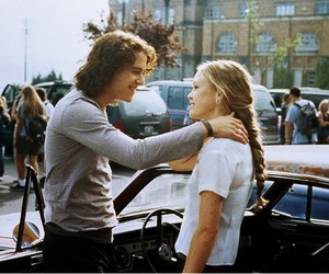 love, movie, and 10 things i hate about you image