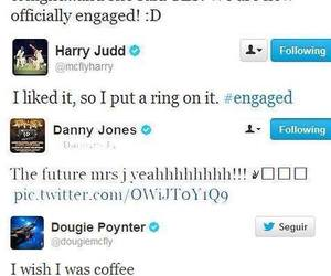 danny jones, dougie poynter, and harry judd image