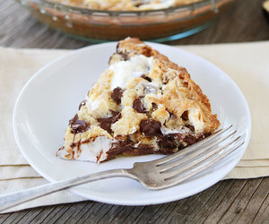 pie and s'mores image