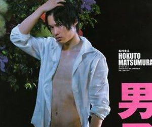 hokuto matsumura and jhonnys image