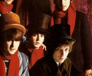 bob dylan and the beatles image