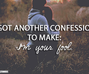 boy and girl, confession, and couple image