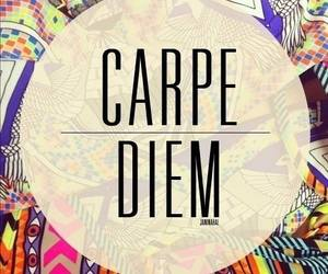 carpe diem, quote, and life image