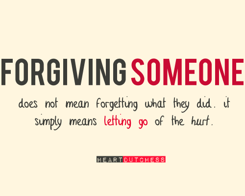 Forgiven But Not Forgotten Shared By Juli On We Heart It