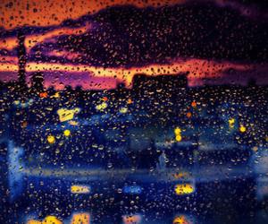 rain, photography, and light image