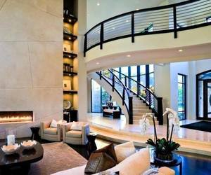 living room, luxury, and interior image