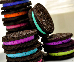 oreo, food, and Cookies image